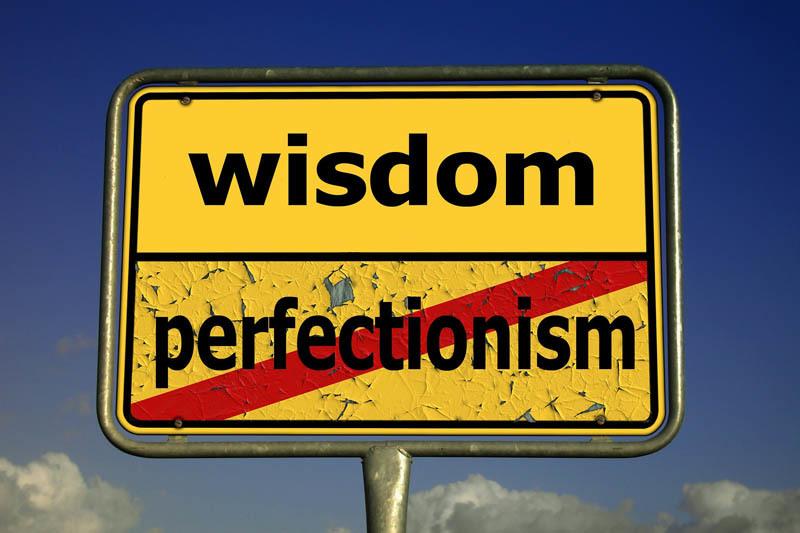 Detecta el perfeccionismo