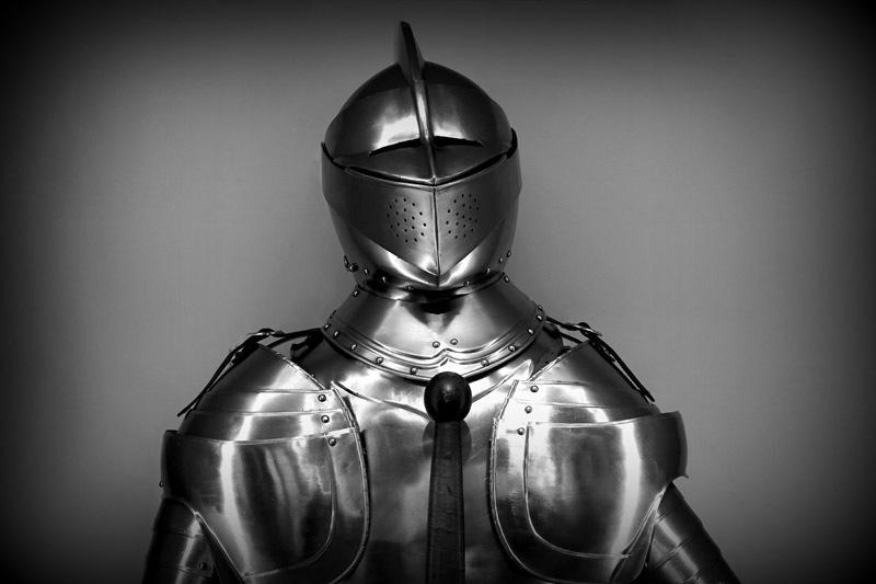 Una armadura
